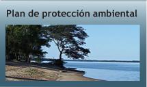 Plan de protección ambiental